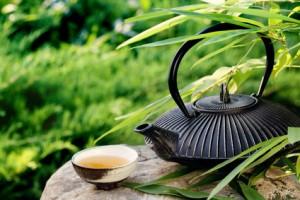 Tee als gesundes Getränk