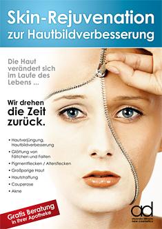 Couperose und Pigmentflecken behandeln und entfernen - Hautbildverbesserung